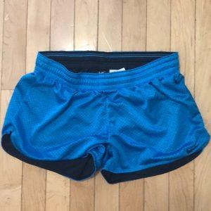 Blue Nike Shorts!